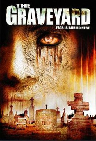 The Graveyard (film) - Theatrical release poster