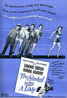 The Admiral Was a Lady movie
