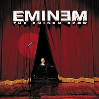 The Eminem Show cover