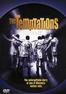 <i>The Temptations</i> (miniseries) 1998 television miniseries about Motown band The Temptations directed by Allan Arkush