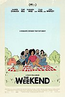 Picture of a movie: The Weekend
