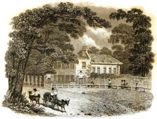 Upper Flask 18th-century tavern in Hampstead