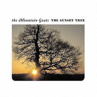 The Sunset Tree - Image: Themountaingoatsthes unsettreealbumcover