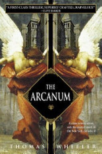 The Arcanum (novel) - Cover of The Arcanum