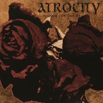 Todessehnsucht - Image: Todessehnsucht by Atrocity album cover art