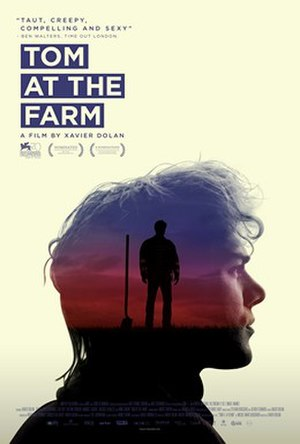 Tom at the Farm - Film poster
