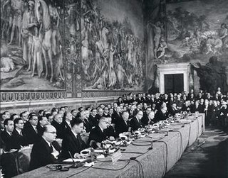 Treaty of Rome Founding treaty of the European Union