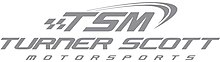 Turner Scott Motorsports logo following January 2013 rebranding