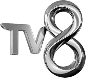 TV8 (Turkey) - Image: Tv 8 new logo
