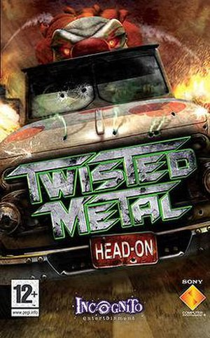 Twisted Metal: Head-On - Image: Twisted Metal Head On