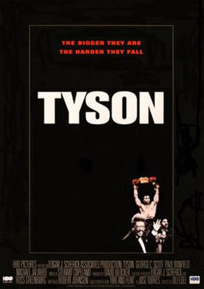 Picture of a movie: Tyson