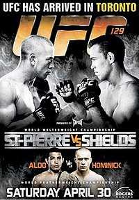 UFC 129: St-Pierre vs. Shields