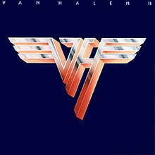 "A graphic of the ""VH"" flying-V style logo"