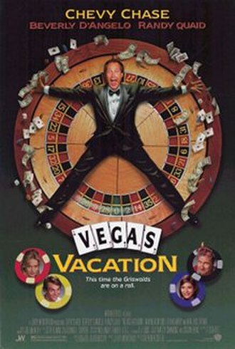 Vegas Vacation - Theatrical release poster