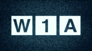 W1A (TV series) - Image: W1A titlecard