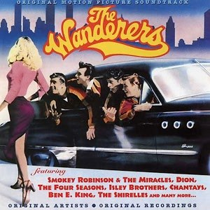 The Wanderers (1979 film) - Image: Wanderers.Soundtrack cover