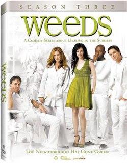 <i>Weeds</i> (season 3) Season of television series