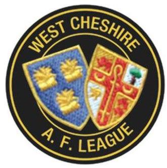 West Cheshire Association Football League - Image: West Cheshire Amateur Football League