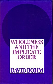 <i>Wholeness and the Implicate Order</i> book by David Bohm