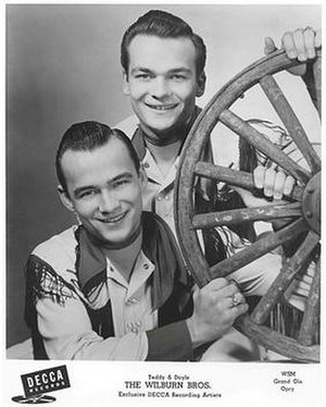 The Wilburn Brothers - Image: Wilburn Brothers