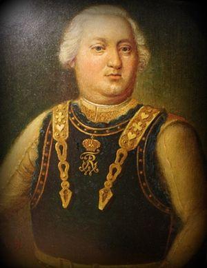Wilhelm Dietrich von Buddenbrock - Image: Wilhelm Dietrich Frhr. von Buddenbrock 3797f 17de 84ed 97 large