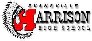 William Henry Harrison High School (Evansville, Indiana) - Image: William Henry Harrison High School (Evansville, Indiana) logo