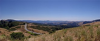 Windy Hill Open Space Preserve - Image: Windyhill