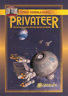 <i>Wing Commander: Privateer</i> 1993 computer game