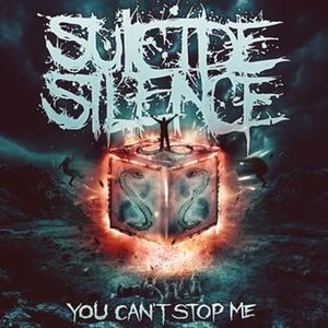 You Can't Stop Me (album) - Image: You Can't Stop Me (Suicide Silence)