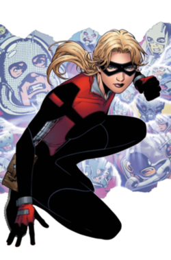 Image result for Marvel Comics Stature/Cassie Lang