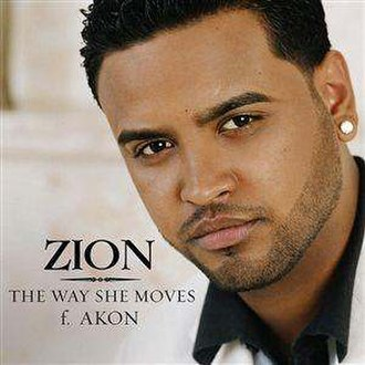 The Way She Moves - Image: Zion The Way She Moves