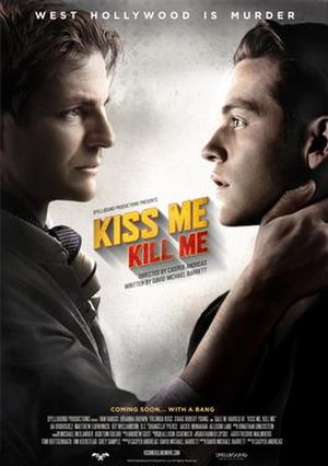 "Kiss Me, Kill Me (2015 film) - Image: ""Kiss Me, Kill Me"" movie poster"