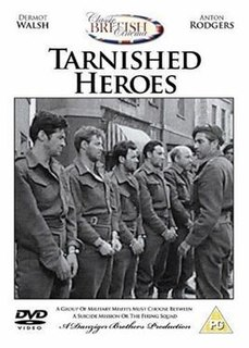 <i>Tarnished Heroes</i>