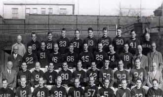 History of the Chicago Bears - 1946 Chicago Bears champion team.