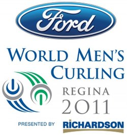 2011 Ford World  Men's Curling Championship