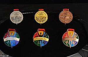2015 Southeast Asian Games - 2015 Southeast Asian Games medals