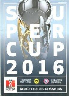 2016 DFL-Supercup