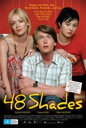 48 Shades - Theatrical release poster