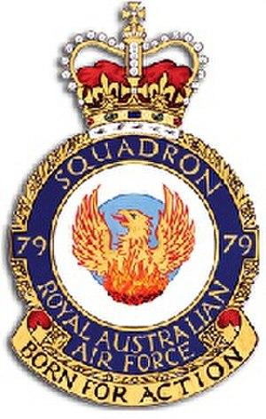 No. 79 Squadron RAAF - Image: 79Sqn RAAF Crest