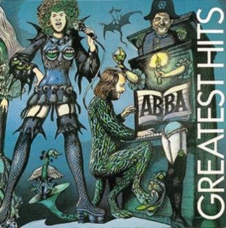 Greatest Hits (ABBA album) - Image: ABBA Greatest Hits (Polar)