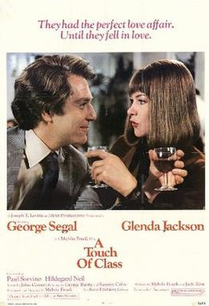 A Touch of Class (film) - original movie poster