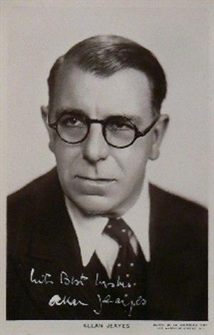 Allan Jeayes - Allan Jeayes