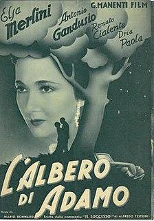 <i>Adams Tree</i> 1936 film by Mario Bonnard