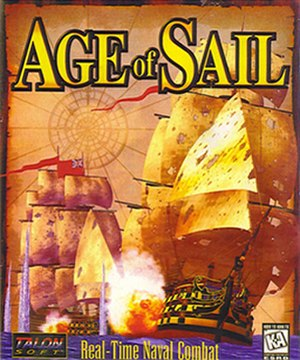 Age of Sail (video game) - Image: Age of Sail Coverart