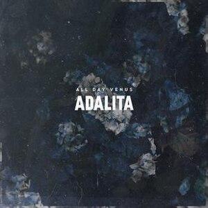 All Day Venus - Image: Album cover for Adalita's 'All Day Venus'