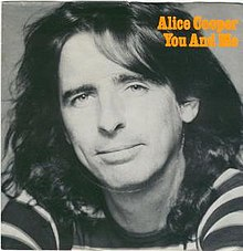 Image result for alice cooper you and me images