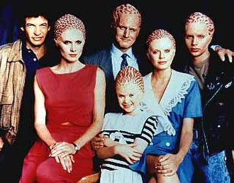 Alien Nation (TV series) - The cast of Alien Nation