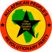All-African People's Revolutionary Party logo.png