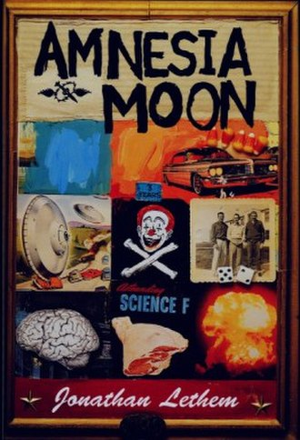Amnesia Moon - First edition cover
