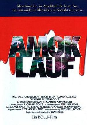 Amoklauf - Film poster
